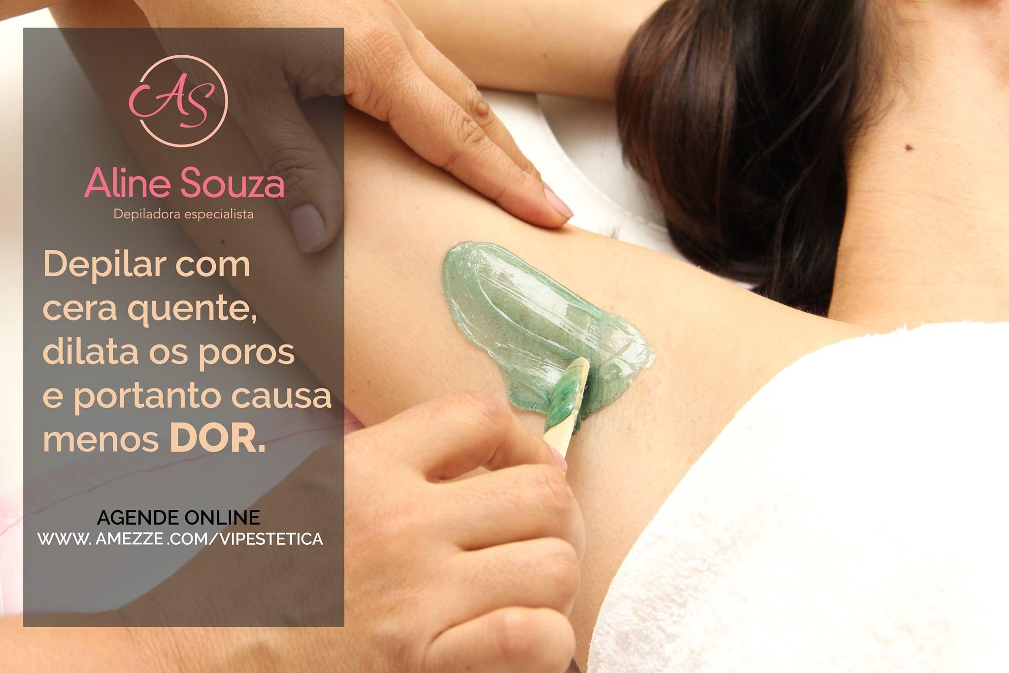 Vip Estética - Depilação Aline Souza