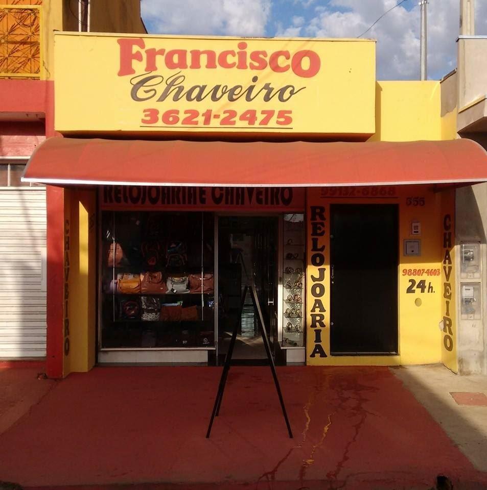 Francisco Chaveiro - Ribeirão Preto - SP