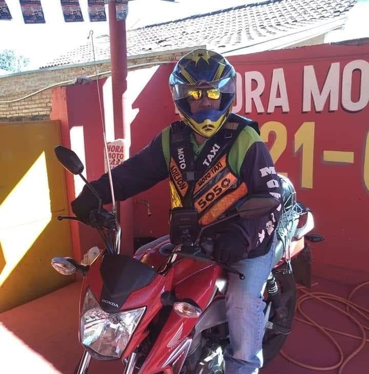 J.A Moto Táxi