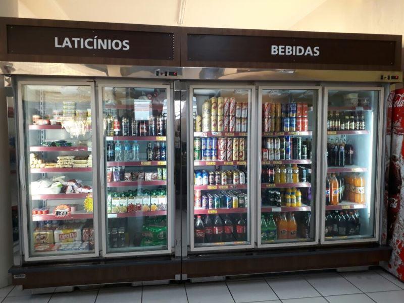 Laticínios e Bebidas gelada