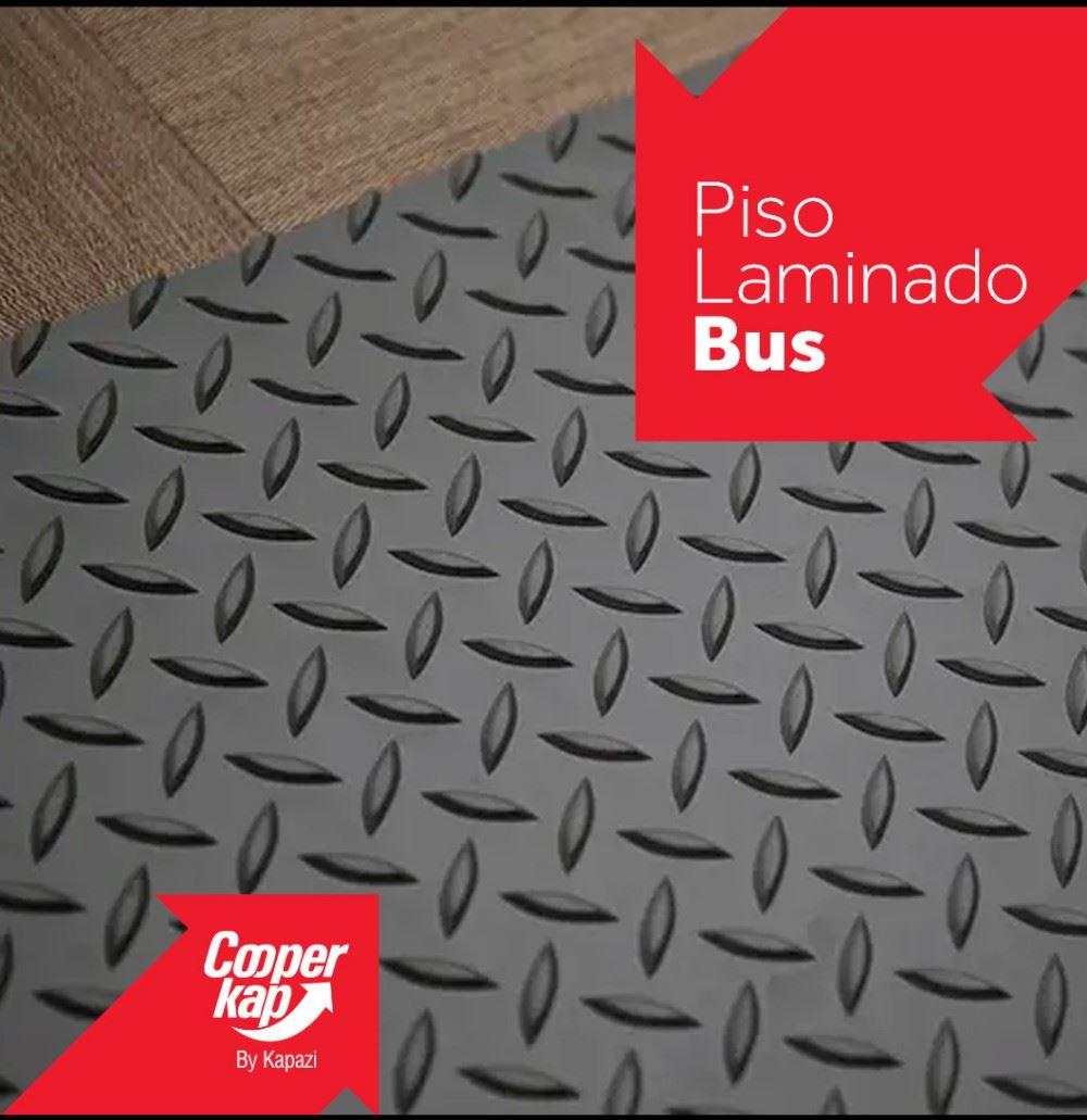 Piso laminado Bus foi desenvolvido para proporcionar maior segurança e deixar seu piso protegido.  Indicado para ambientes de alto tráfego, o piso laminado Bus é higiênico, antiderrapante, não resseca e também age como isolante térmico. (35) 99822-4565 - Whatsapp Leandro Teixeira