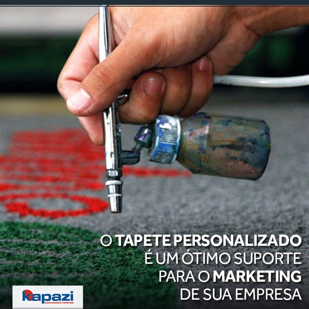 Tapetes Personalizados Profissional é um ótimo suporte para o marketing de sua empresa