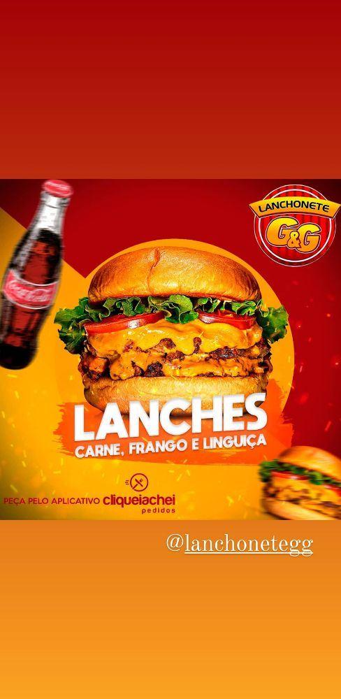 Lanchonete G e G - Hot Dog e Lanches