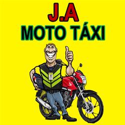 J.A Moto Táxi - Corridas e Entregas
