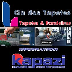 Cia dos Tapetes - Kapazi - Tapetes Personalizados